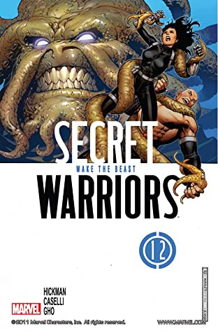Secret Warriors (2008-2011) No.12