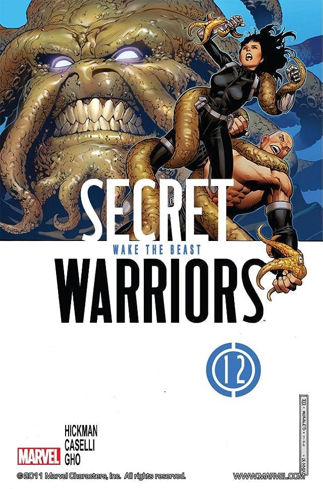 Secret Warriors (2008-2011) #12