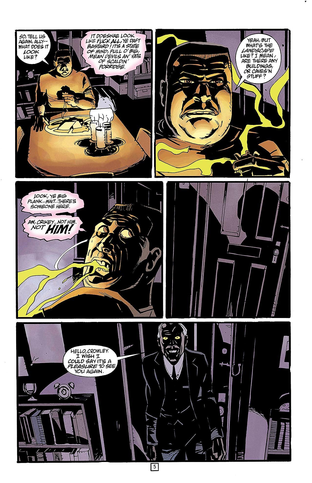 Hellblazer #126
