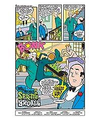 B & V Friends Comics Double Digest #243