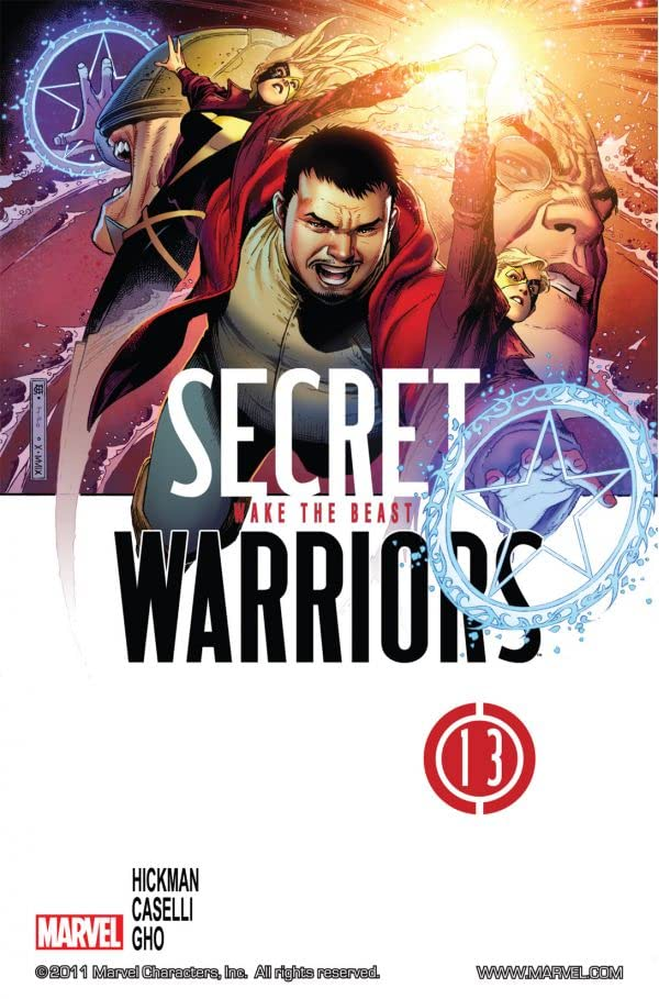 Secret Warriors (2008-2011) #13
