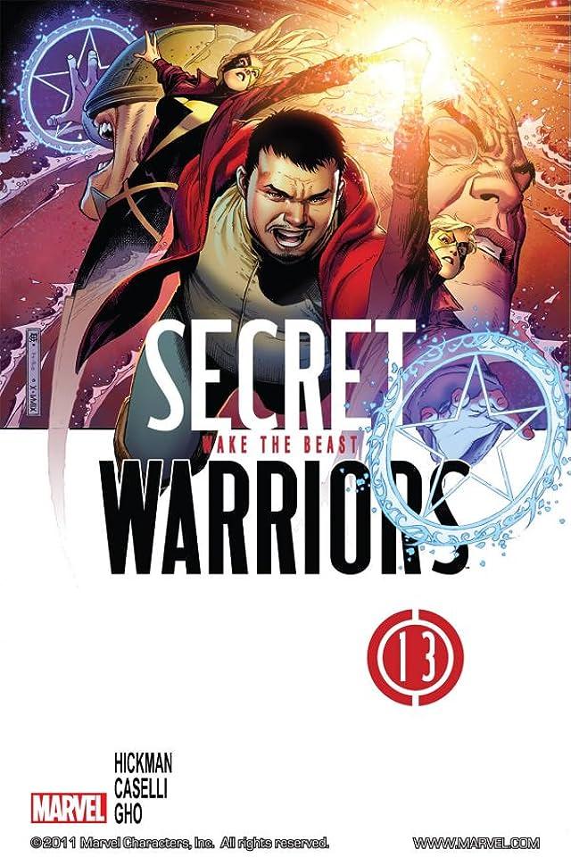 Secret Warriors (2008-2011) #13