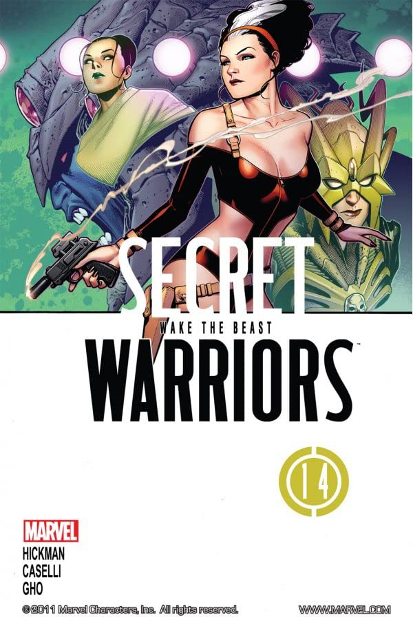Secret Warriors (2008-2011) #14