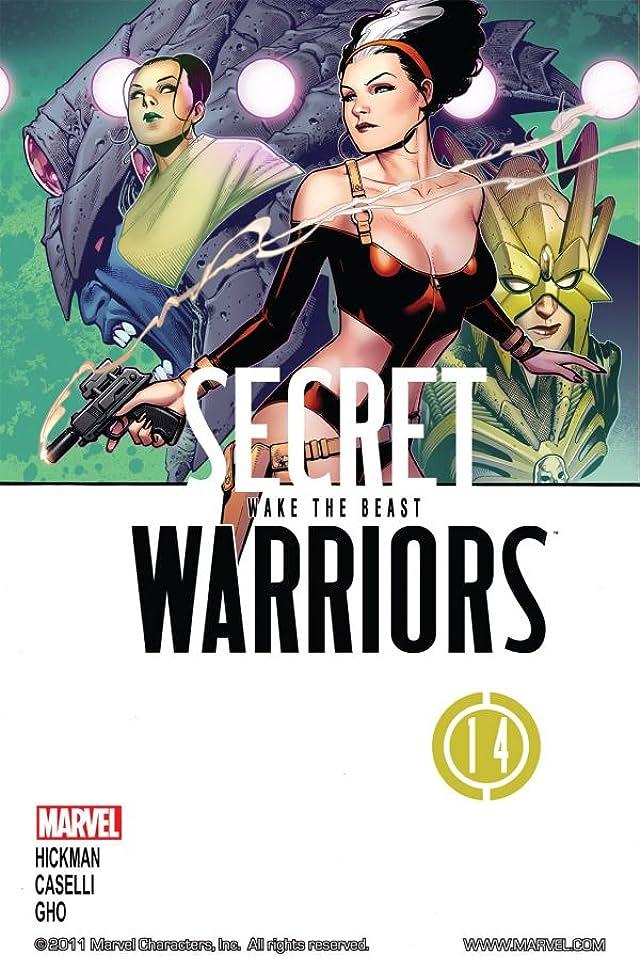 Secret Warriors (2008-2011) #14