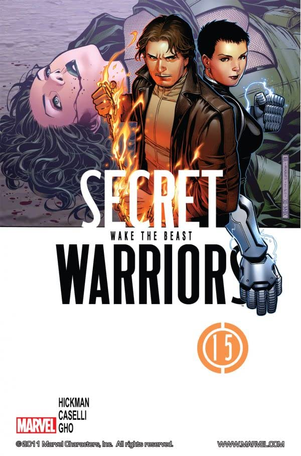 Secret Warriors (2008-2011) #15