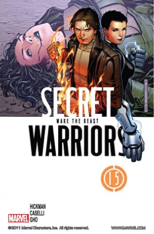 Secret Warriors (2008-2011) No.15