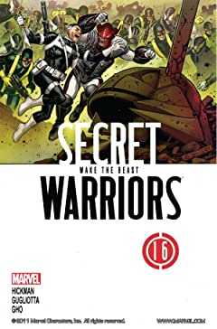 Secret Warriors (2008-2011) #16