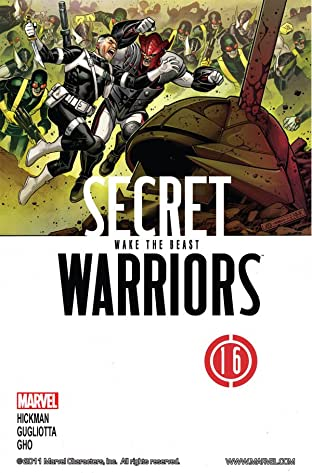 Secret Warriors (2008-2011) No.16