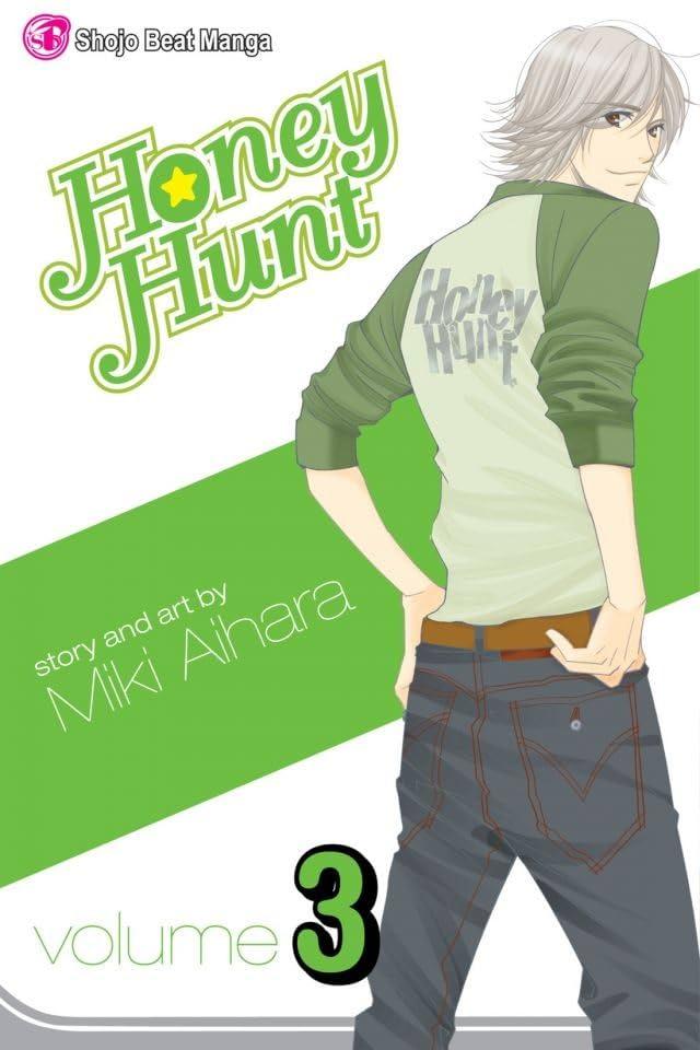 Honey Hunt Vol. 3