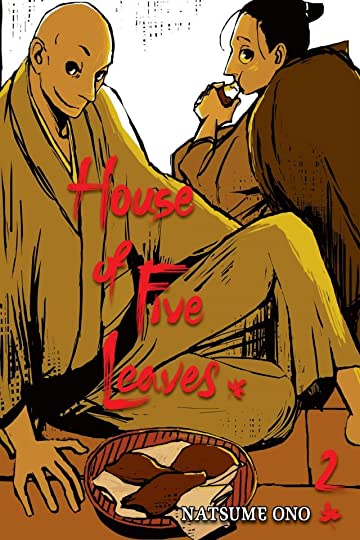House of Five Leaves Vol. 2