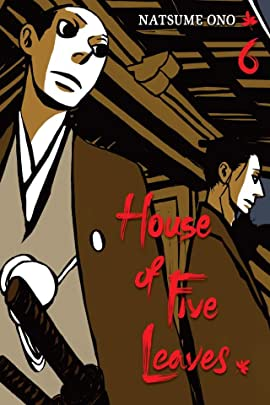 House of Five Leaves Vol. 6