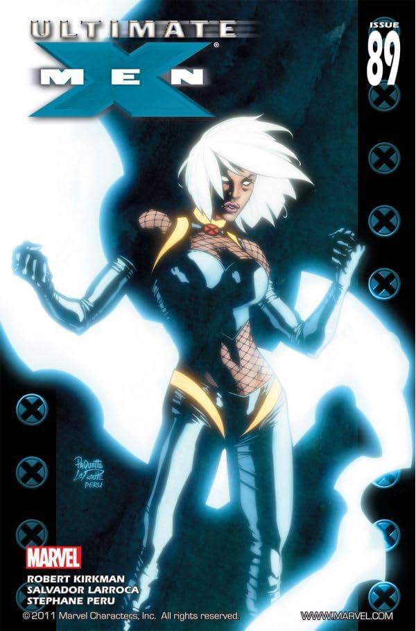 Ultimate X-Men #89