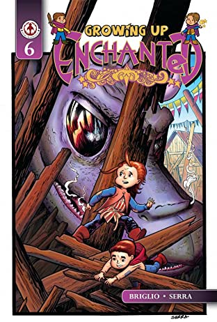 Growing up Enchanted #6