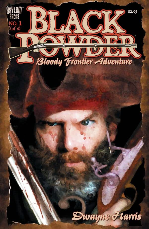 Black Powder #1 (of 6)