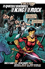 Outsiders: Five of a Kind #2 (of 5): Katana/Shazam