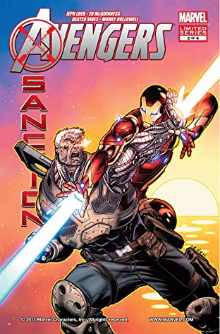 Avengers: X-Sanction No.2 (sur 4)