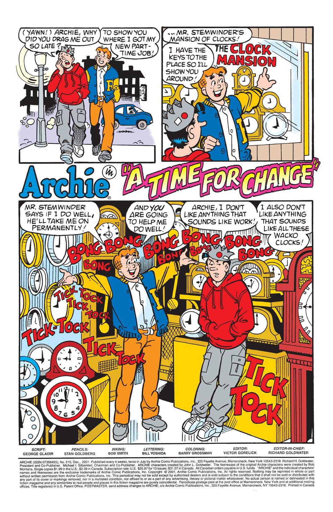 Archie #515
