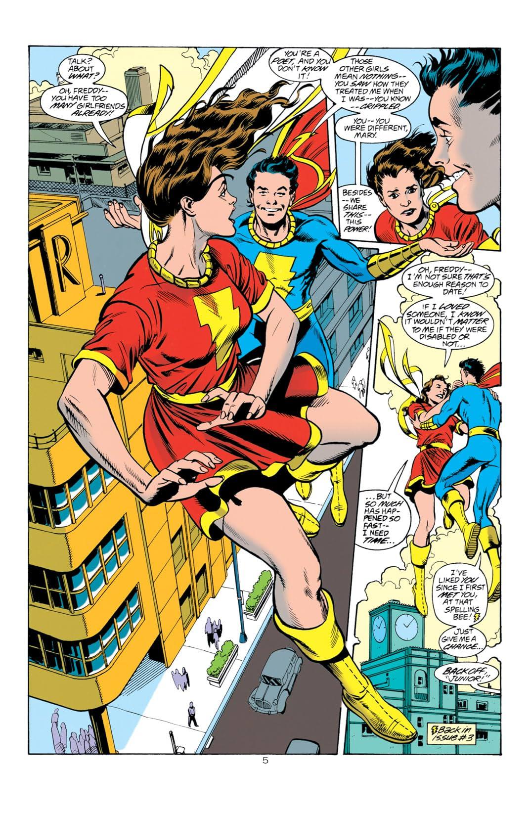 The Power of Shazam (1995-1999) #13