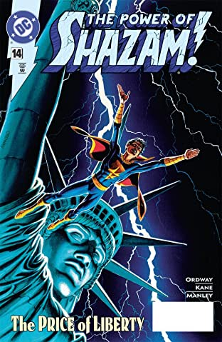 The Power of Shazam (1995-1999) #14