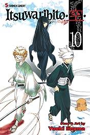 Itsuwaribito Vol. 10