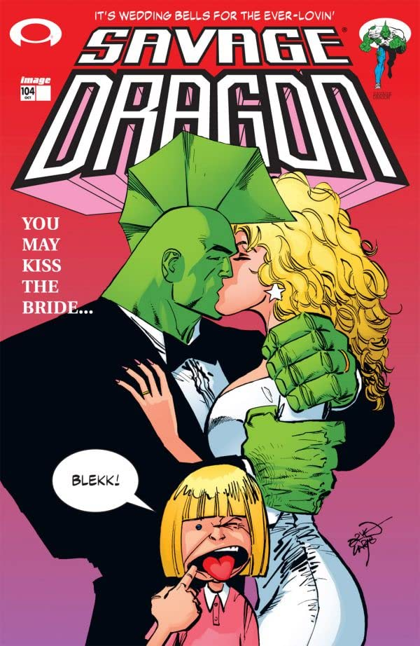 Savage Dragon #104