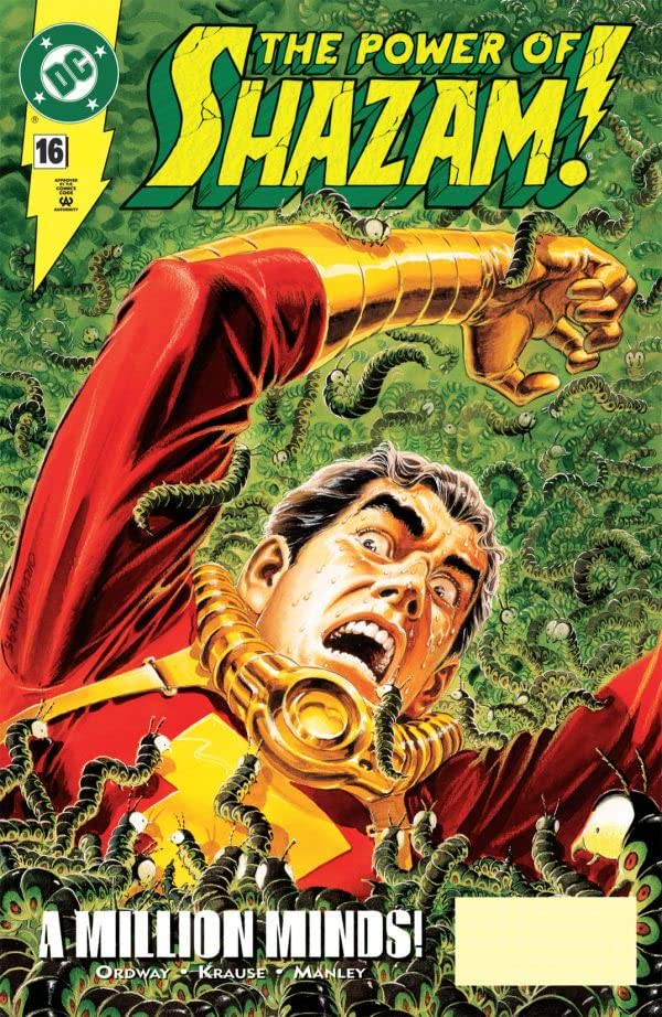 The Power of Shazam (1995-1999) #16