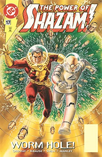 The Power of Shazam (1995-1999) #17