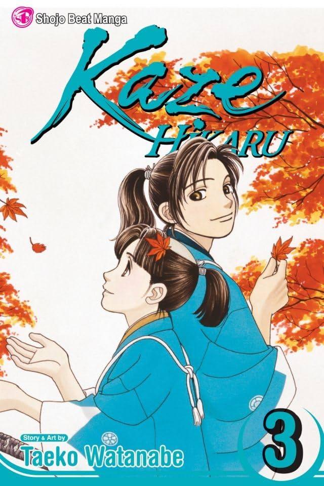 Kaze Hikaru Vol. 3