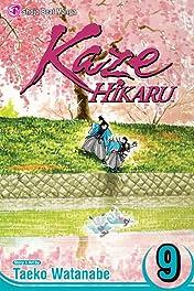 Kaze Hikaru Vol. 9