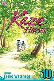 Kaze Hikaru Vol. 10