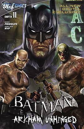 Batman: Arkham Unhinged #11