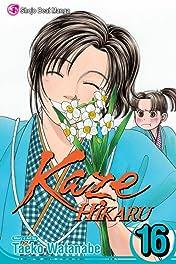 Kaze Hikaru Vol. 16