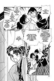 Kaze Hikaru Vol. 21