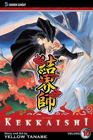 Kekkaishi Vol. 10