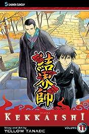 Kekkaishi Vol. 11