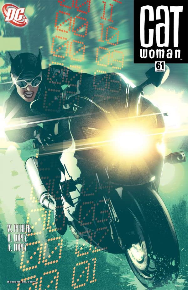 Catwoman (2002-2008) #61