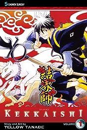Kekkaishi Vol. 1