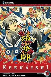 Kekkaishi Vol. 18