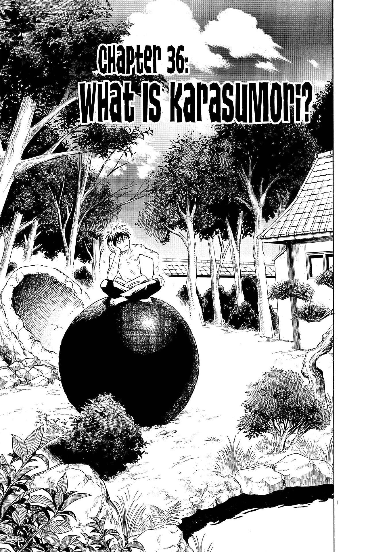 Kekkaishi Vol. 5