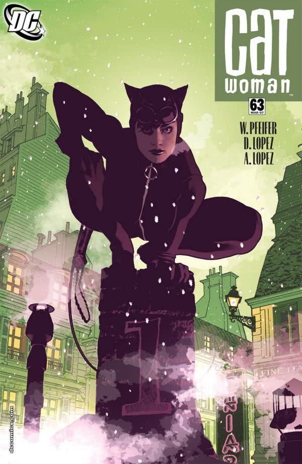 Catwoman (2002-2008) #63