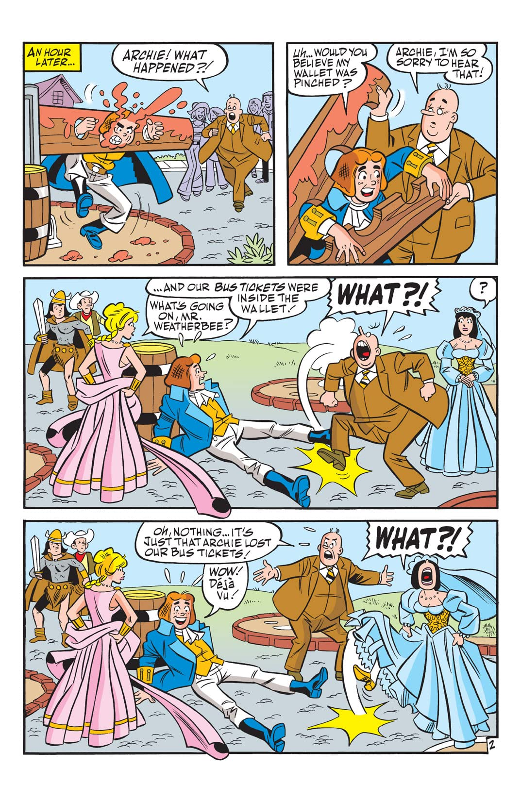 Archie & Friends #133