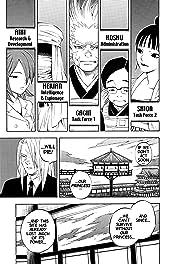 Kekkaishi Vol. 9