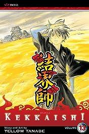 Kekkaishi Vol. 13