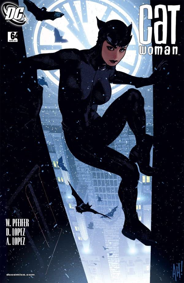Catwoman (2002-2008) #64