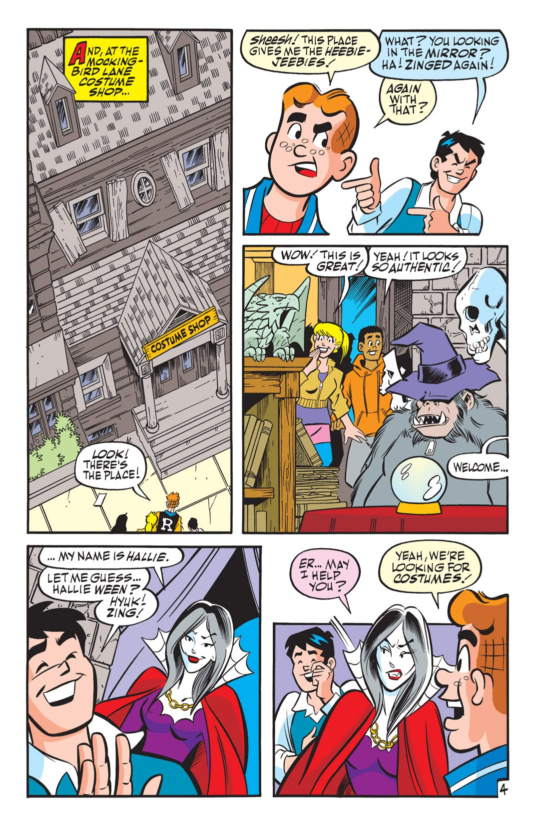 Archie & Friends #135