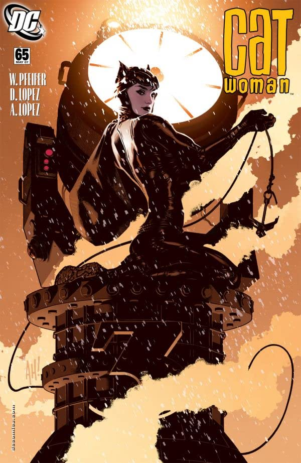 Catwoman (2002-2008) #65