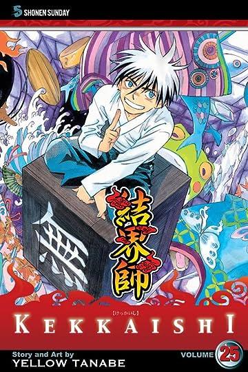Kekkaishi Vol. 25