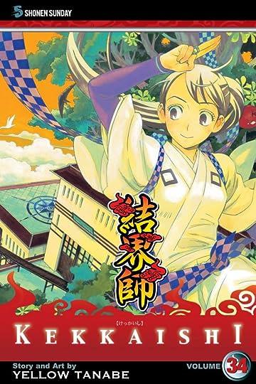 Kekkaishi Vol. 34