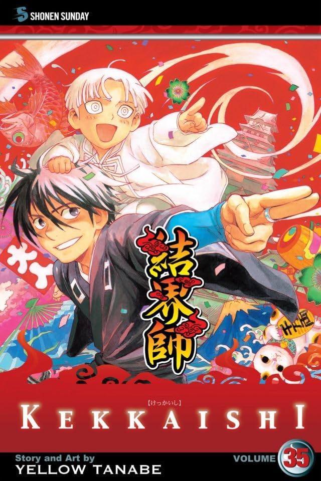 Kekkaishi Vol. 35