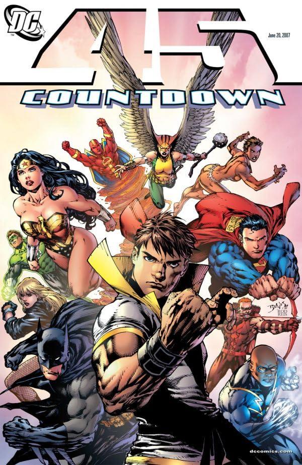 Countdown #45